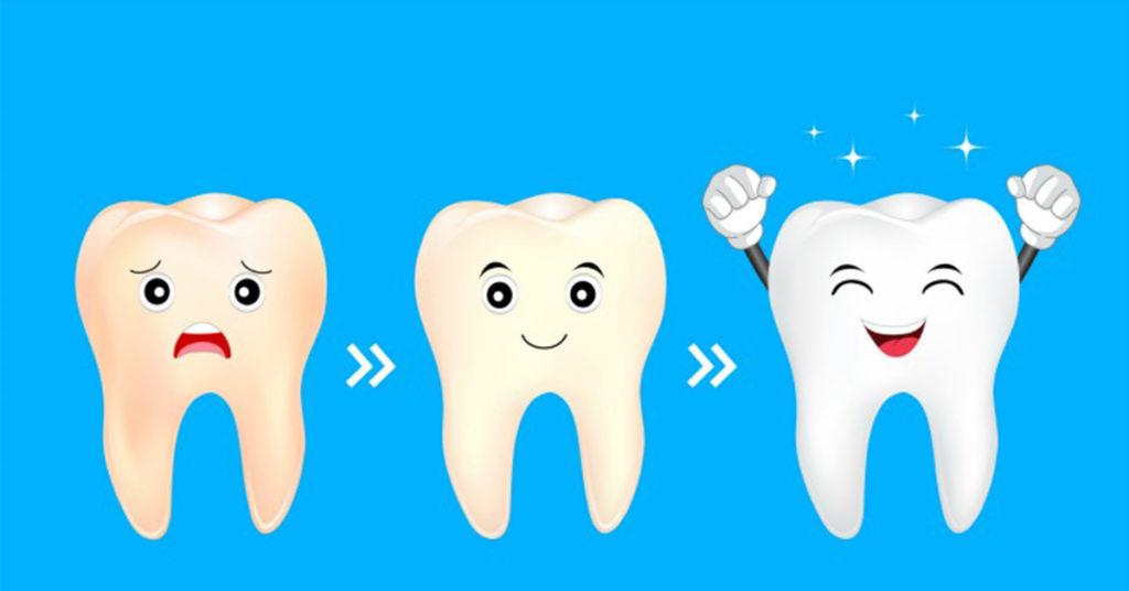 Heal Dental Caries